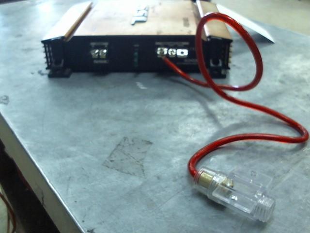 SSL EVOLUTION Car Amplifier DG1100