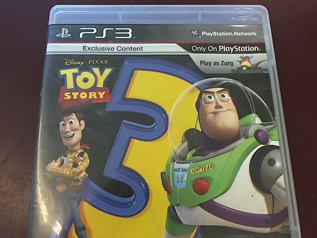 SONY PS3 TOY STORY 3