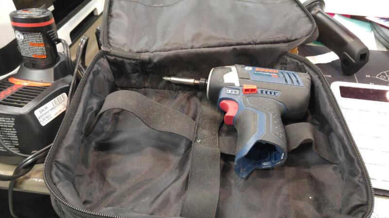 BOSCH Impact Wrench/Driver PS41