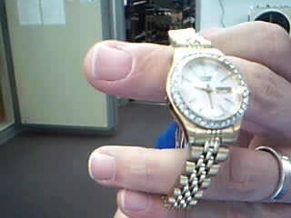 CITIZEN Lady's Wristwatch 1002-S071319