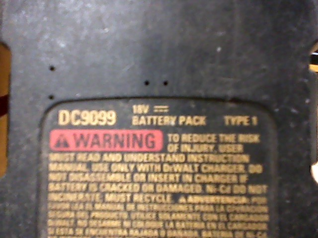 DEWALT Cordless Drill DC759