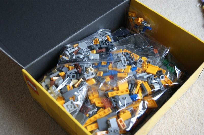 LEGO WALL.E BUILDING TOY