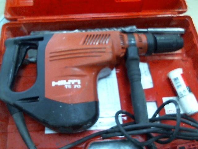 HILTON Corded Drill TE 70 02