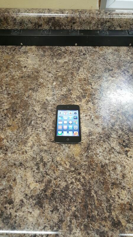 Apple iPod Touch 4th Generation Black (8GB, MC540LL/A)