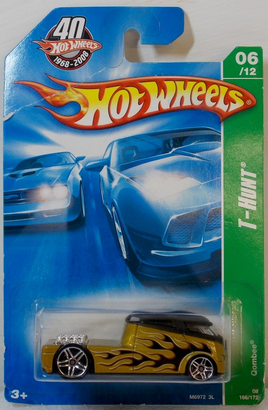 HOT WHEELS: 2008 SERIES- 7 CARS ONLY