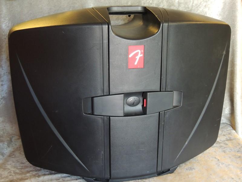 Fender Passport PD-150 Active 150W Portable PA Speaker System PR 483