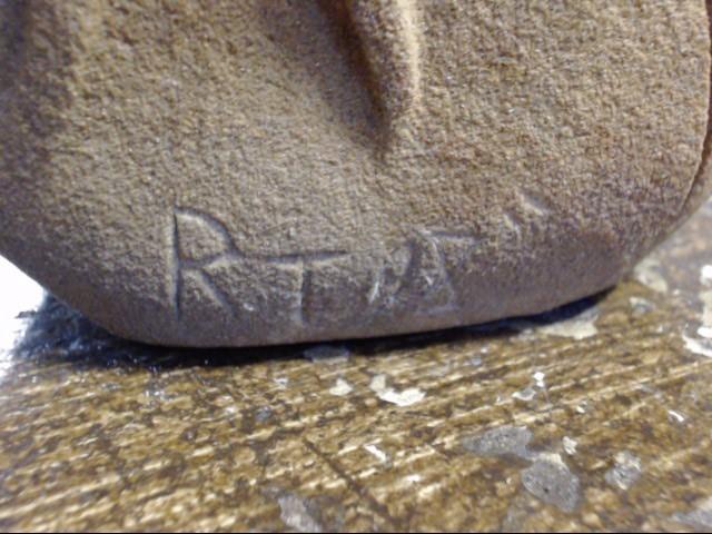 ROCK SCULPTURE ARTIST R.T