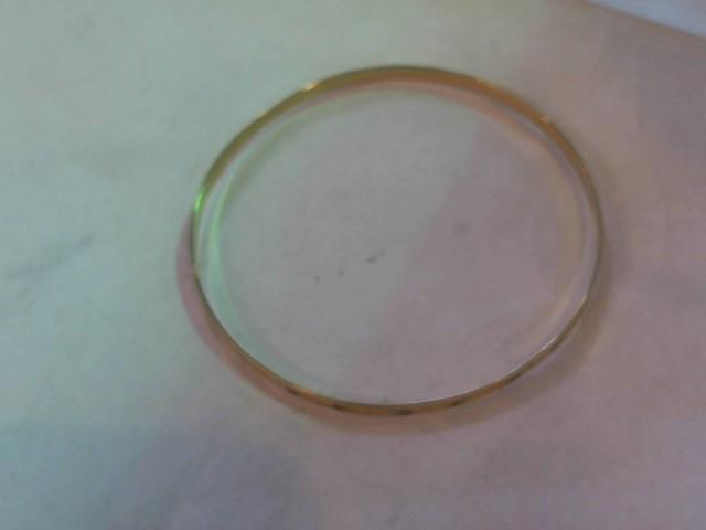 Gold Fashion Bracelet 14K Yellow Gold 5.3g