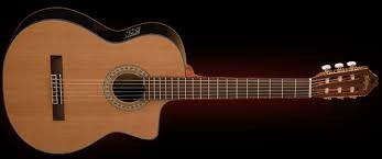 WASHBURN Acoustic Guitar C-104SCE