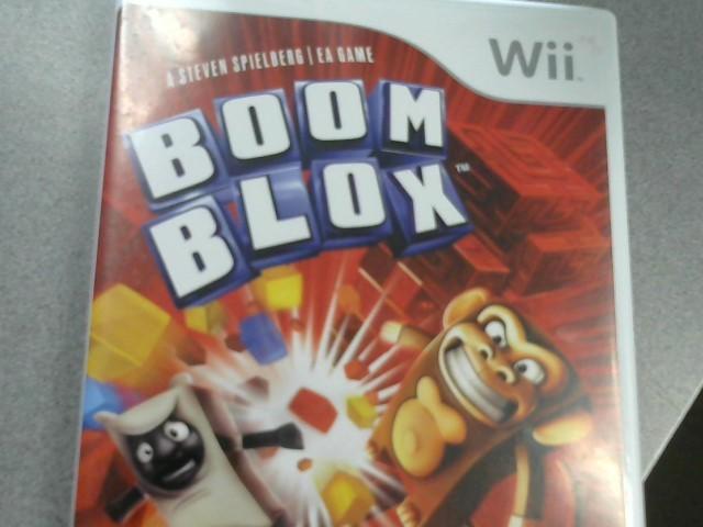 NINTENDO Nintendo Wii Game BOOM BLOX