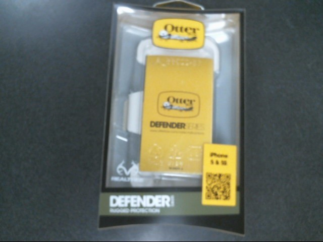 OTTERBOX Cell Phone Accessory DEFENDER SERIES CASE IPHONE 5