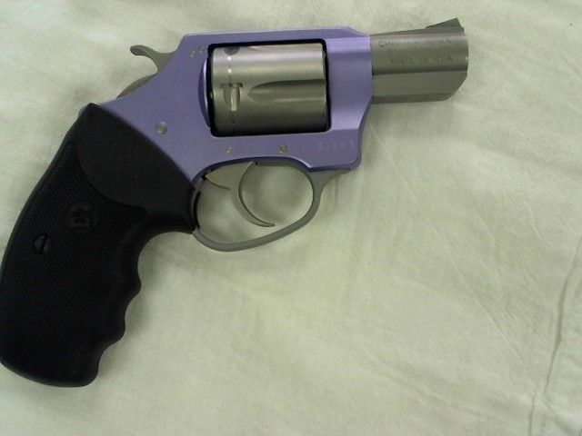 CHARTER ARMS Revolver THE LAVENDER LADY