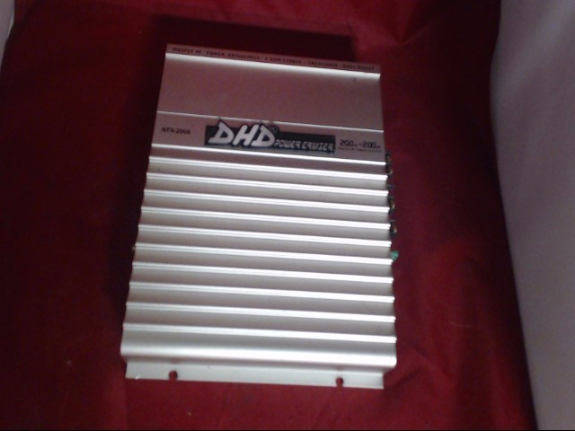DHD CAR AMPS Car Amplifier NTX-2006
