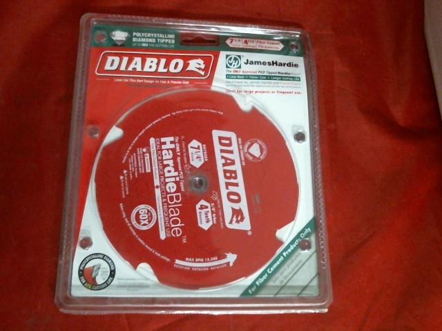 DIABLO Blades D0704DH HARDI BLADE