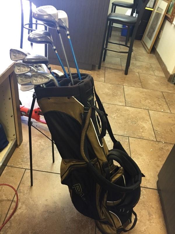 NITRO Golf Club Set XP3 SYSTEM