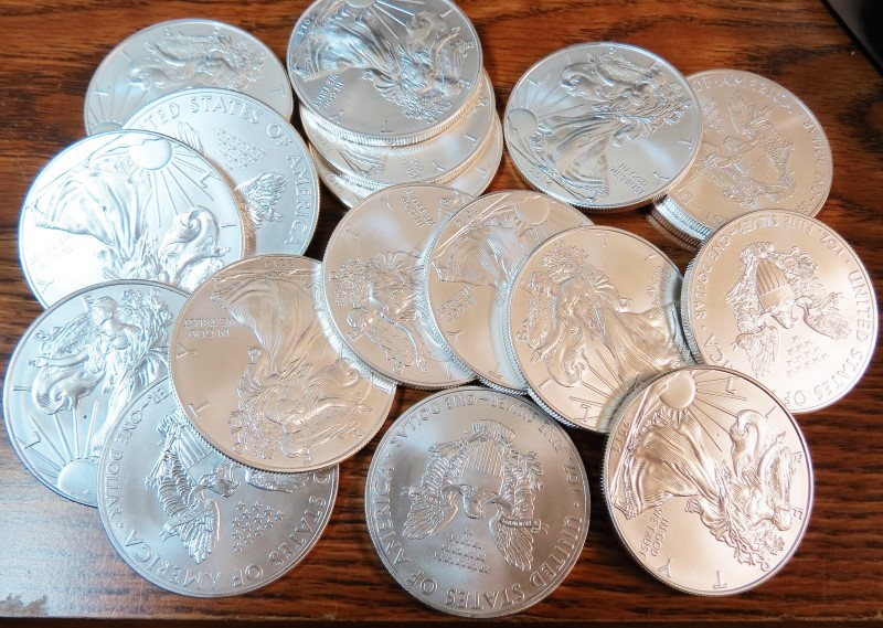 UNITED STATES Silver Coin 2014 SILVER EAGLE