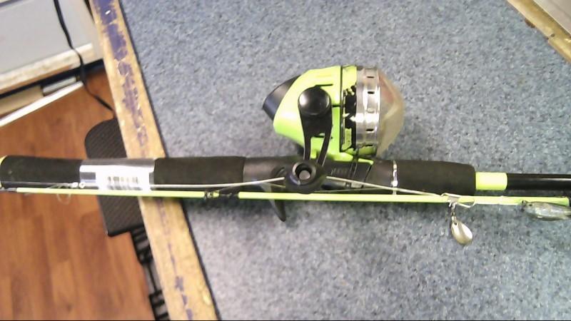 ZEBCO Fishing Pole SPLASH
