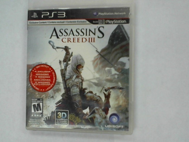SONY Sony PlayStation 3 Game QUANTITY - PLAYSTATION 3 GAMES