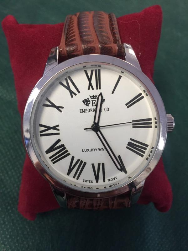 EMPORIO & CO Gent's Wristwatch MODA ITALIA