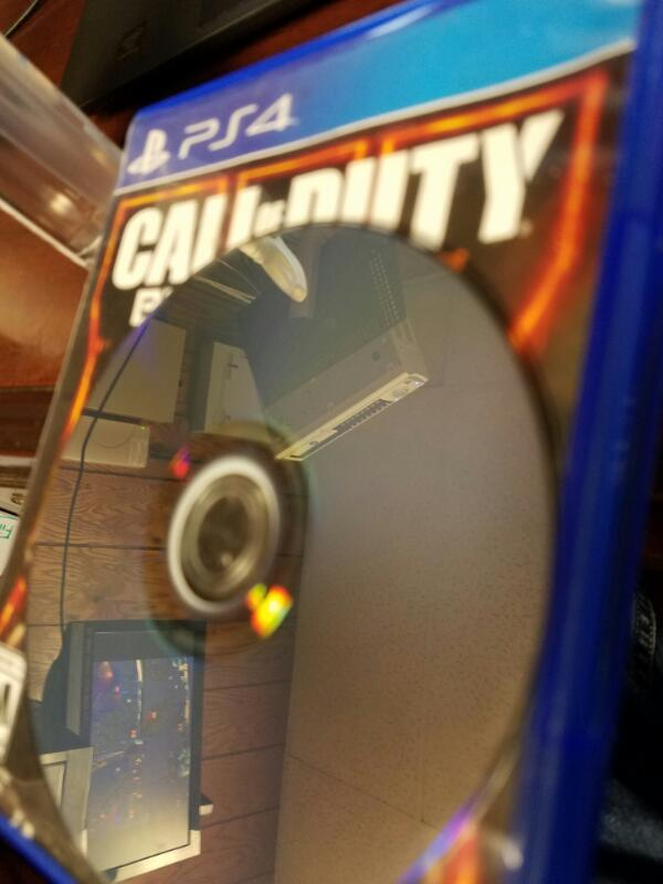 SONY Sony PlayStation 4 Game CALL OF DUTY BLACK OPS III