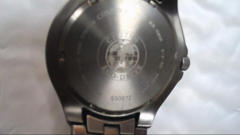 CITIZEN Gent's Wristwatch ECO-DRIVE DIVER'S 200M