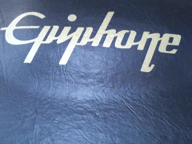 EPIPHONE Case HARDSHELL CASE