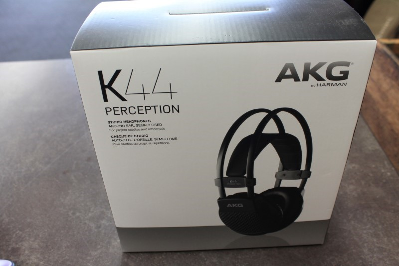 HARMAN INTERNATIONAL INDUSTRIES INC Headphones K44 PERCEPTION HARMAN K44 PERCEPT
