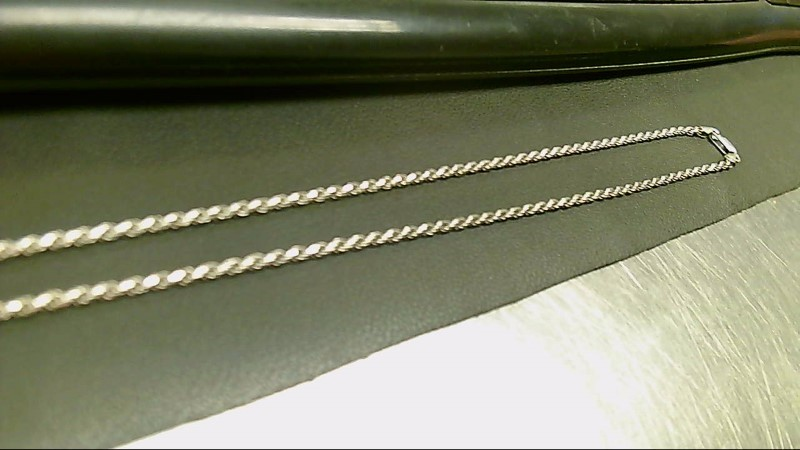 Silver Rope Chain 925 Silver 8.8g