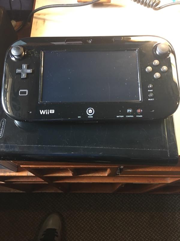 NINTENDO Wii U WII U HANDHELD CONSOLE - WUP-001