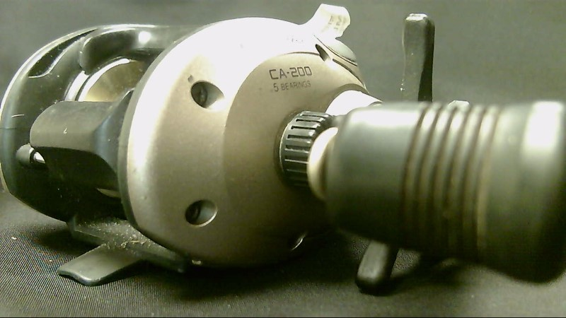 Shimano Bantam Castaic CA-200 Reel