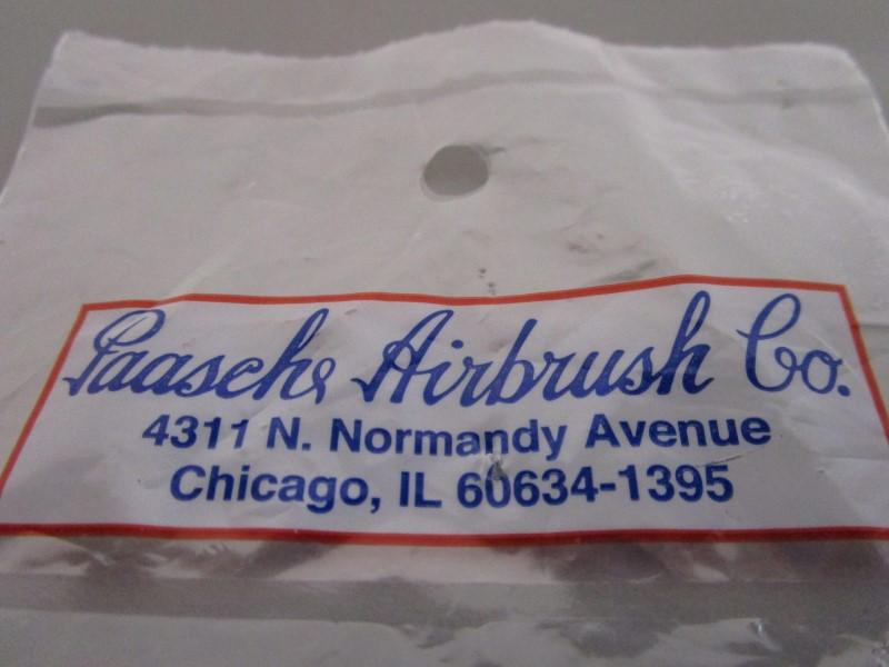 PAASCHE AIRBRUSH CO. MOISTURE TRAP, RED