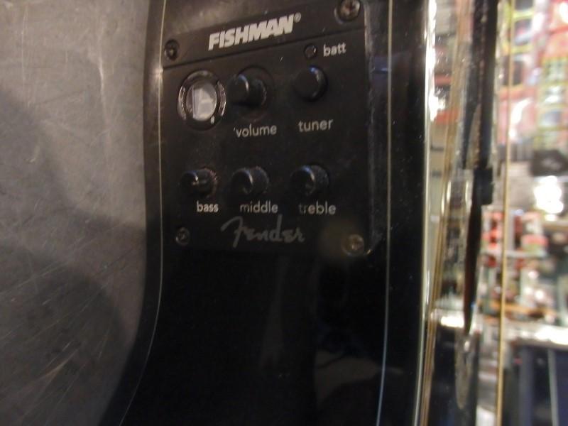 FENDER Electric-Acoustic Guitar CN240SCE