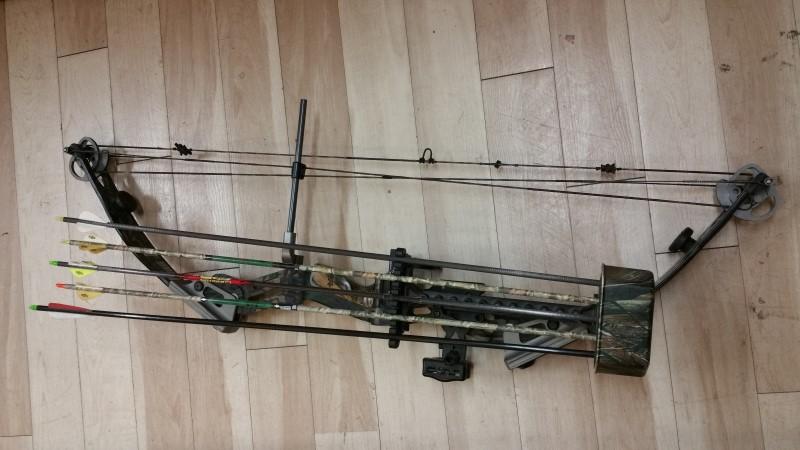 PSE ARCHERY Bow MACH 6