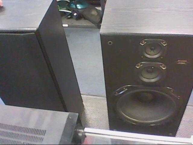 SHARP Speakers/Subwoofer CP-9860(BK)
