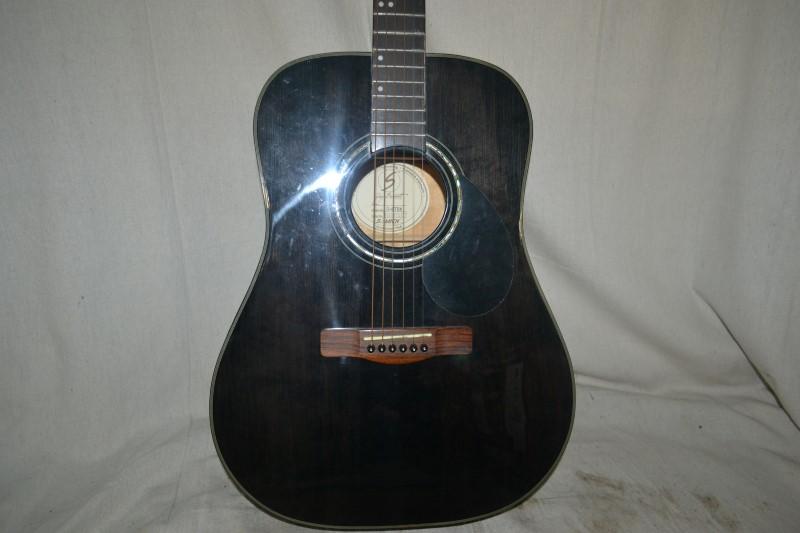 GREG BENNETT Acoustic Guitar D-4/TBK