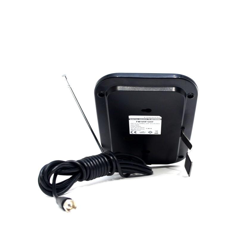 Clear X-74 HD Black Box Digital Indoor TV Antenna *As Seen on TV*