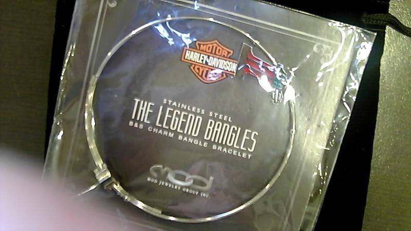 Bracelet Silver Stainless 7.1g