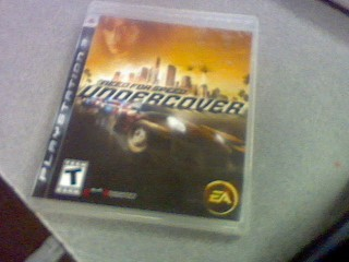 SONY Sony PlayStation 3 Game NEED FOR SPEED UNDERCOVER