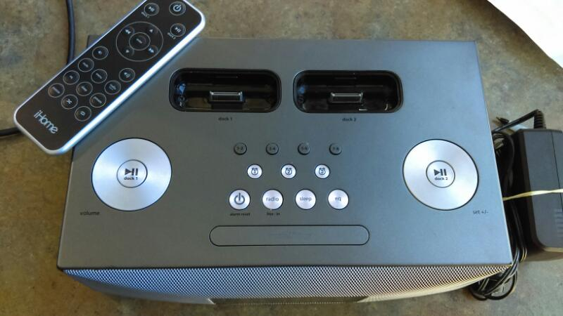 IHOME Home Audio Parts & Accessory IP88