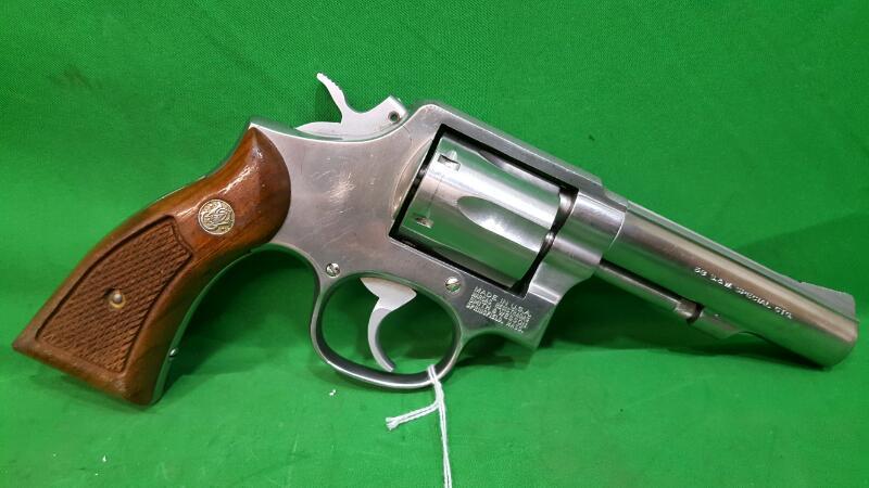 SMITH & WESSON Revolver 64-3