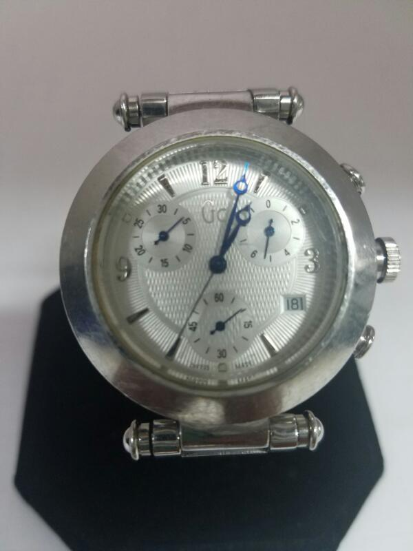 GUESS GC2500 GOLD/SILVER WATCH PLATED   81.59999999999999KWMS WATCH