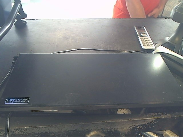 LG DVD Player BP220