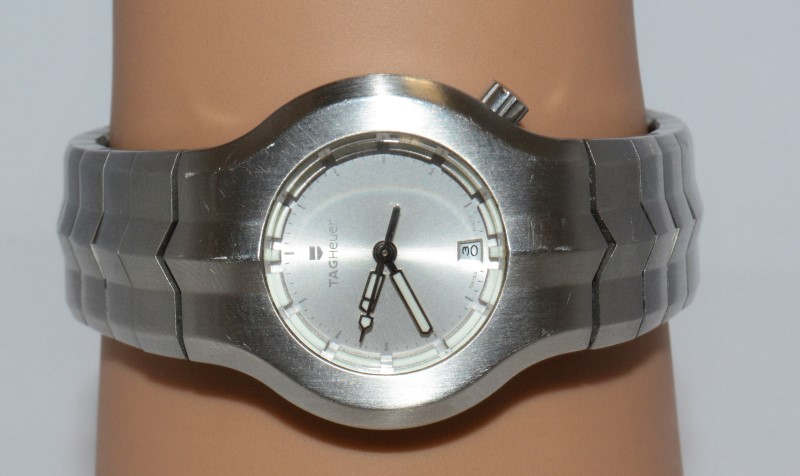 TAG Heuer Women's Alter Ego Wristwatch WP1311 w/ Box and Case!!!