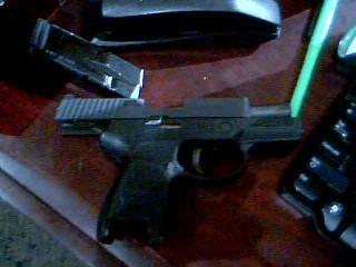SIG SAUER Pistol P250