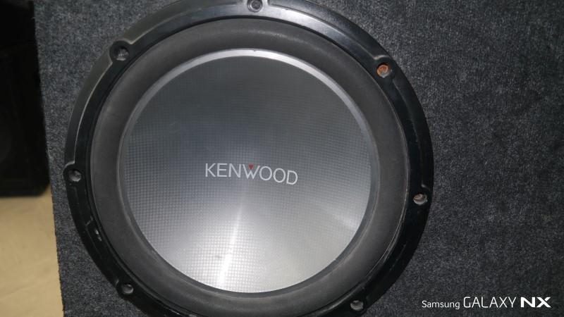 "KENWOOD Car Speakers/Speaker System 12"" SPEAKER"