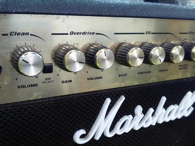 MARSHALL Electric Guitar Amp MG15DFX