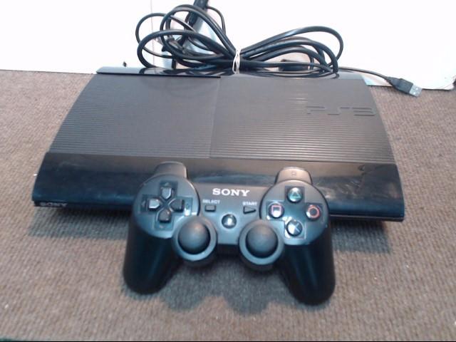SONY PlayStation 3 PLAYSTATION 3 - SYSTEM - 500GB - CECH-4301C
