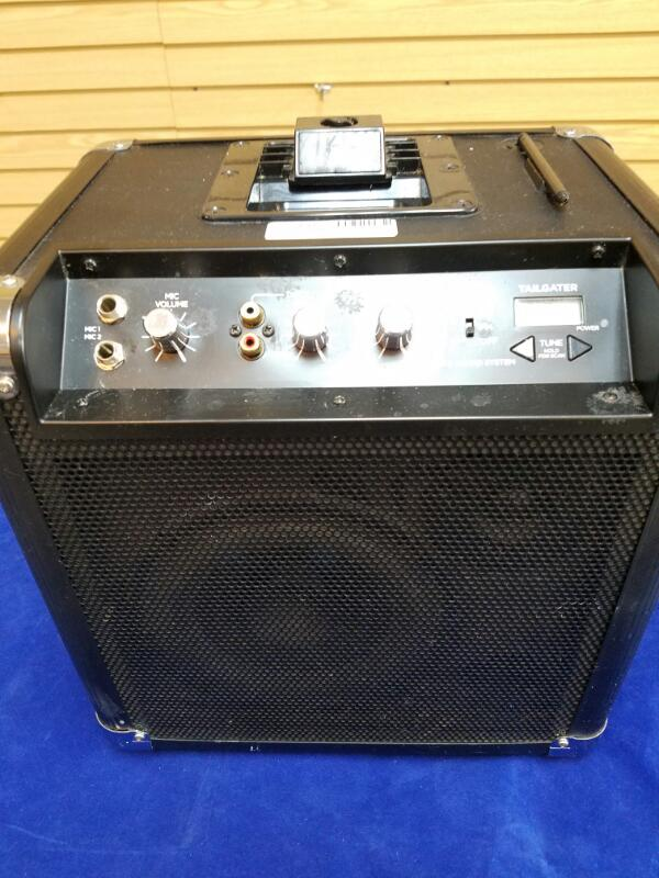 ION DJ Equipment TAILGATER IPA77
