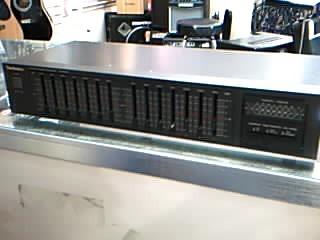 TECHNICS SH 8028 Equalizer