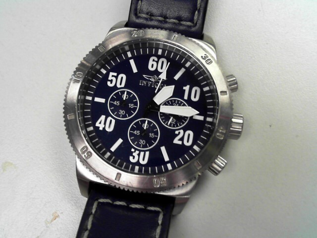 INVICTA Gent's Wristwatch TRITNITE